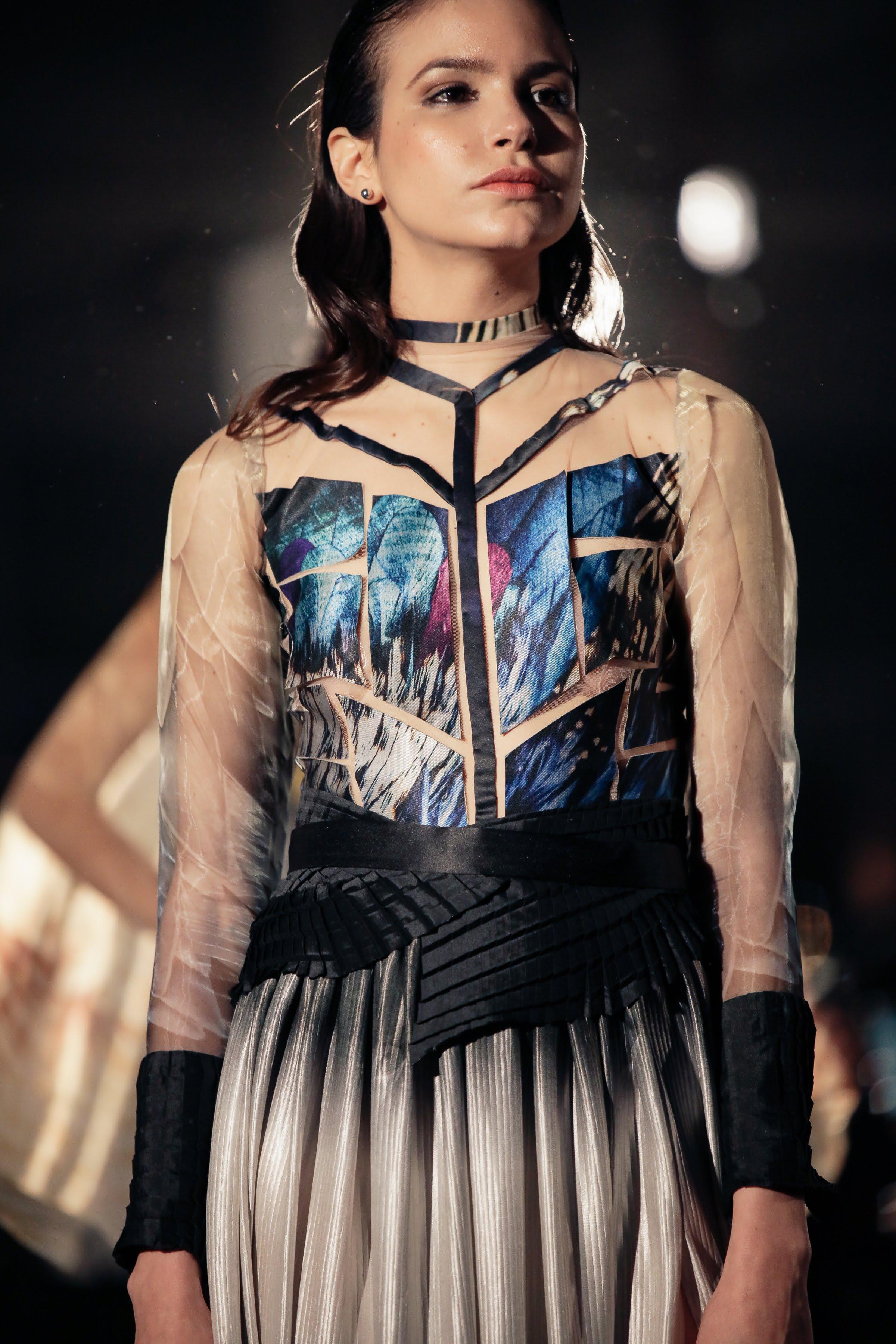 Epson Digital Couture F/W 18 Fashion Presentation